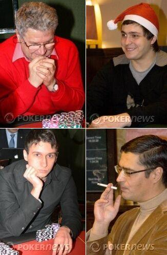 Константин Пучков, Макс Лыков, Виталий Волов, Альберт Миннуллин