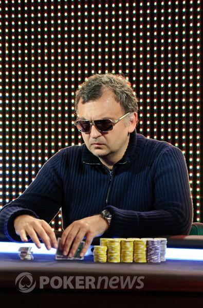 Михаил Смирнов на турнире хайроллеров в Австралии