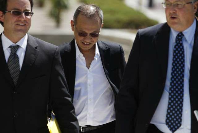 Пол Фуа и его адвокаты