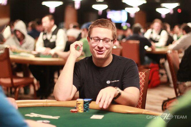 Брайан Гастингс на WSOP 2013