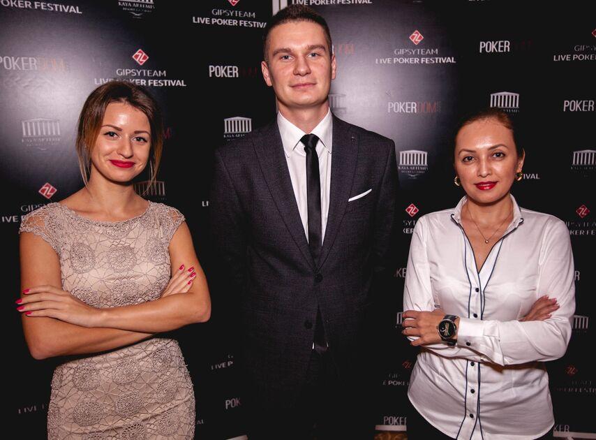 Оля, Сергей и Эльвира продолжат нам помогать