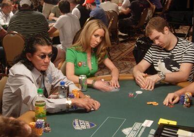 Три поколения покерных звёзд