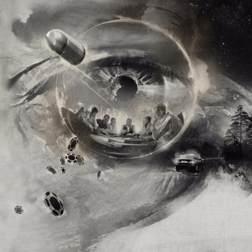 Иллюстрация - Лёша Курбатов