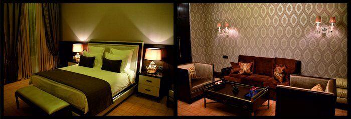 Номера в отеле Bellagio