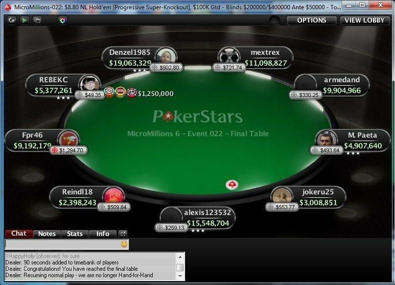 Турнир с бай-ином $8; баунти за одного из игроков – больше $1,200!