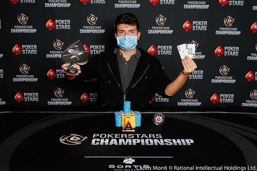 Дмитрий Покер Старс