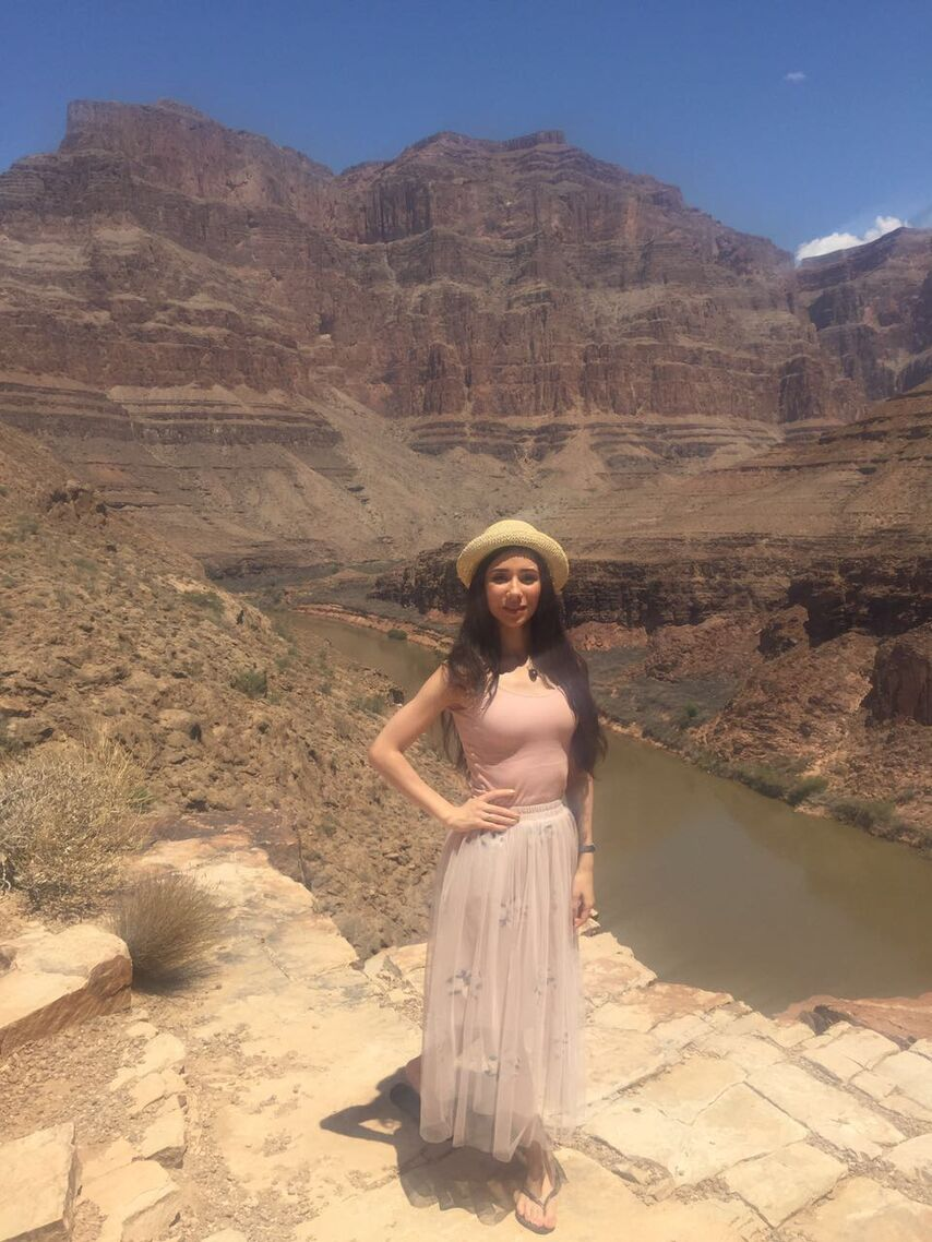 каньон, красота