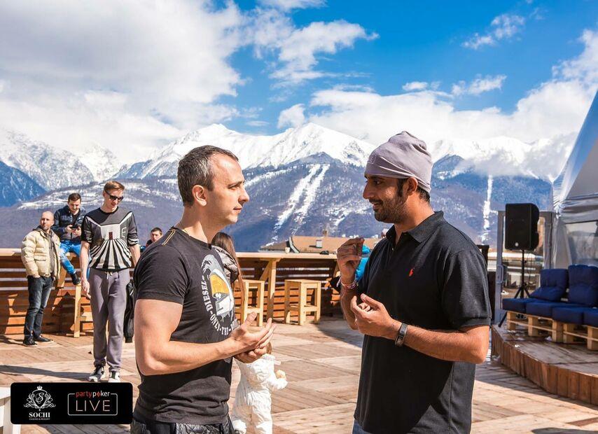 Разговор о разблокировке Хитрухи: Михаил и Джей Канабар, директор по покерным операциям