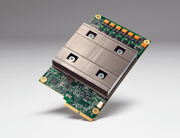 Тензорный процессор от Google