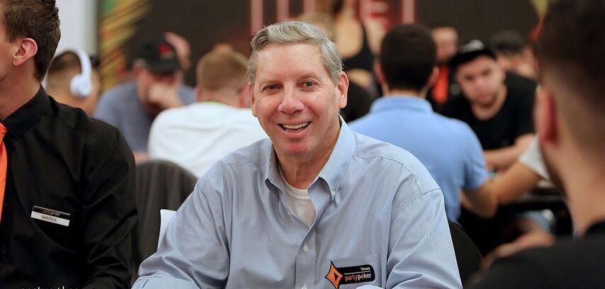 Майк Секстон – президент partypoker