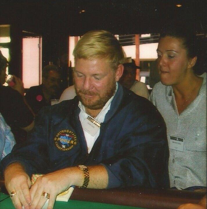 Нолан и Мариетта Далла в 2000 году
