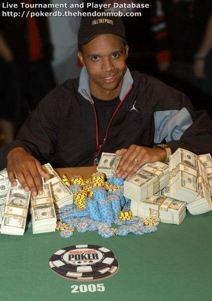 Фил Айви на WSOP-2005