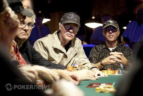 На Мировой серии покера-2011