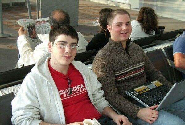 Ansky и ActionJeff летят в Монте-Карло