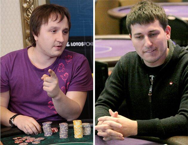 Илья Андреев и Вадим Курсевич