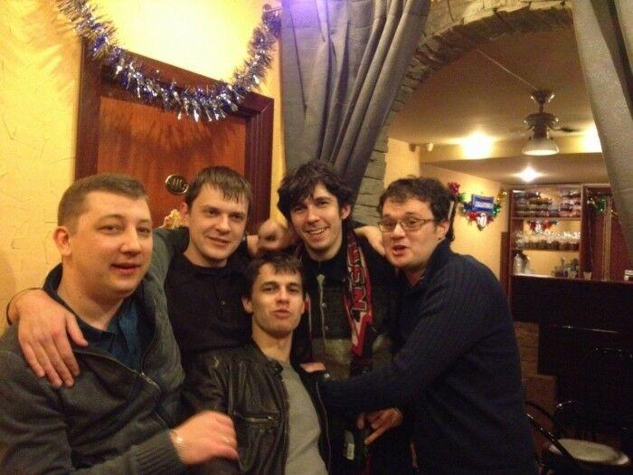 На встрече форума-2012