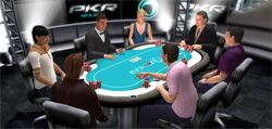 PKR Cash Game