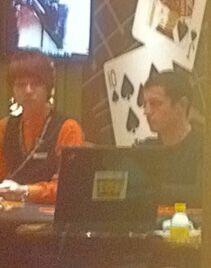 Единственная фотография кеш-игры в Макао
