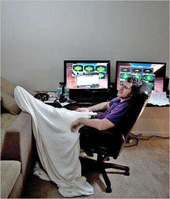 Даниэль Кейтс, фотография Кристофера Морриса