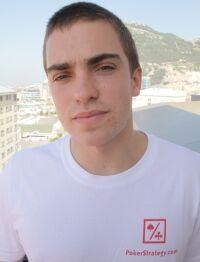 Girah в футболке PokerStrategy
