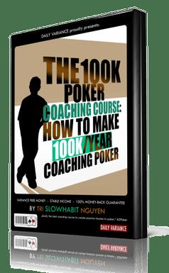 Один из курсов Нгуена учит тренеров зарабатывать 100k в год