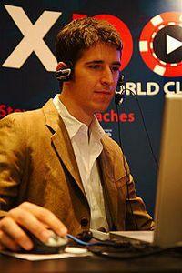 Выставочный матч с ботом Polaris во время Мировой серии покера