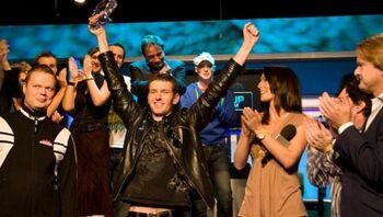 Победа на турнире хайроллеров в Макао