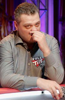 """Сергей Рыбаченко на """"Русской схватке"""" (2010 год)"""