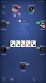 игровой стол в клиенте pokermaster