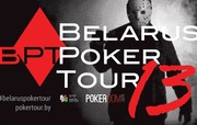 Main Event Belarus Poker Tour Final table