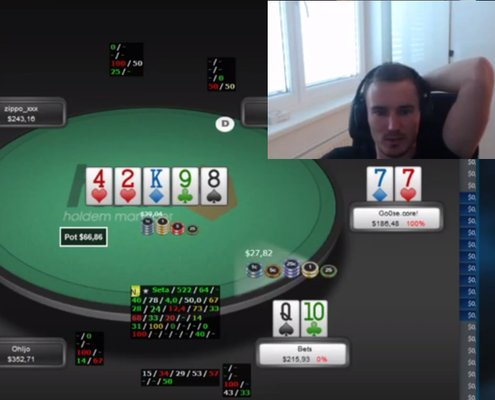 Покер онлайн на зумах игра в карты тысяча играть с компьютером