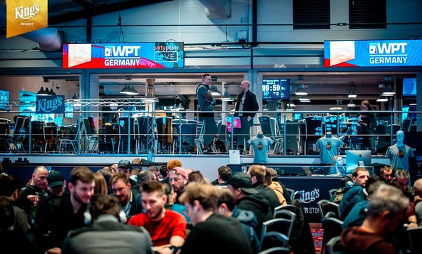 WPT Germany Main Event: прямые видеотрансляции