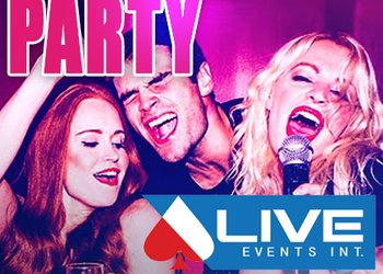 WPT & Live Events Welcome Party на Мальте