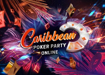 Главный турнир Caribbean Poker Party Online: прямые видеотрансляции