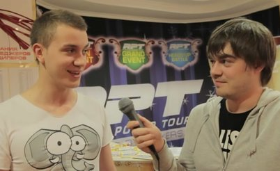 Russian Poker Tour Киев, день 3