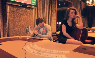 Russian Poker Tour Минск, финал