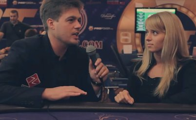 Russian Poker Tour, день 1B