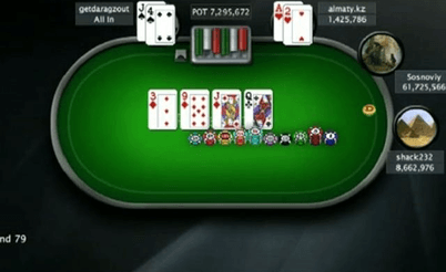 POKER ON WEEKLY #1