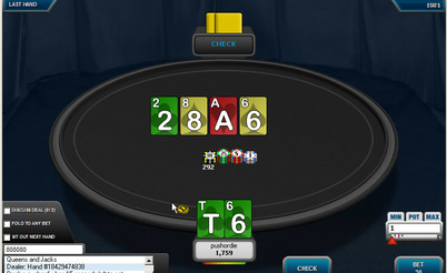 ВОД: Heads-Up SNG, 5$, Full Tilt
