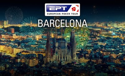 European Poker Tour Барселона: прямые видеотрансляции